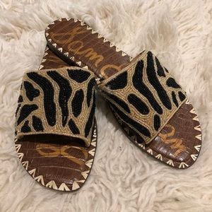 Leopard / Zebra Sandals